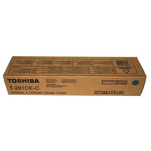 Фото - Картридж Toshiba T-281C-EC (6AK00000046) картридж toshiba t 2060e 60066062042