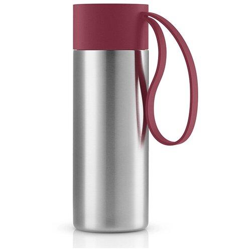 Термокружка Eva Solo To Go Cup, 0.35 л гранатовый