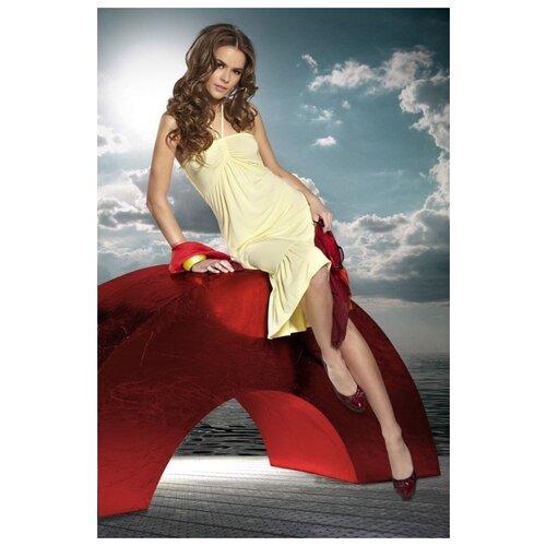 Пляжное платье Miran размер S желтый