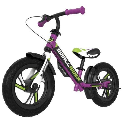 Фото - Беговел Small Rider Motors EVA, фиолетовый беговел 700kids a1 сompetitive small scooter черно желтый cr02a