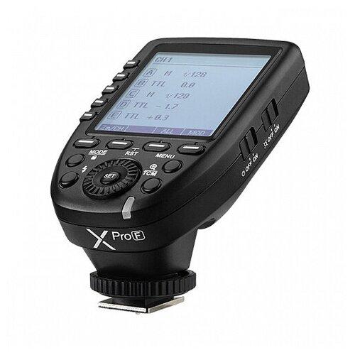 Фото - Пульт-радиосинхронизатор Godox Xpro-F TTL для Fujifilm трансмиттер godox x2t f ttl для fujifilm