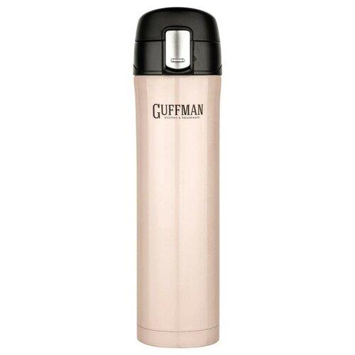 Классический термос Guffman Sport, 0.5 л розовый перламутр