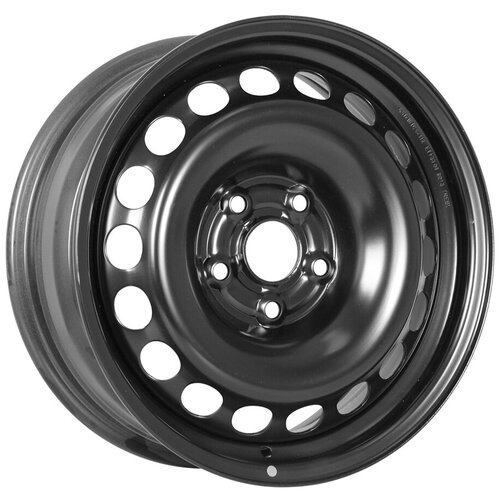 Фото - Колесный диск Trebl 9922 6.5x16/5x112 D57.1 ET33 Black trebl lt2883d trebl 6x16 5x139 7 d108 6 et22 silver