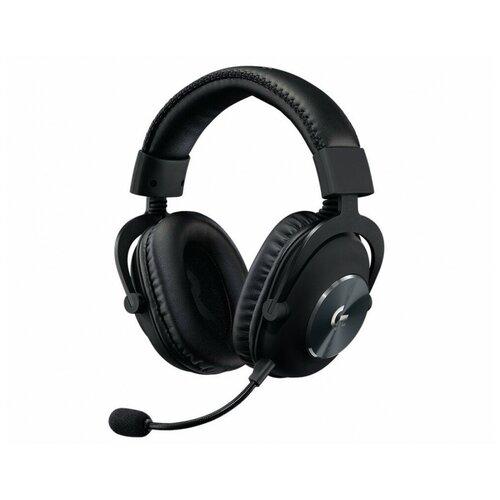 Фото - Компьютерная гарнитура Logitech G PRO Gaming Headset черный компьютерная гарнитура corsair hs50 pro stereo gaming headset черный матовый