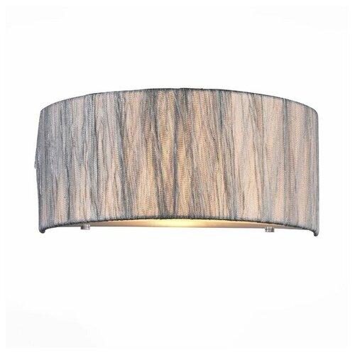 Настенный светильник ST Luce Rondella SL357.101.01, 40 Вт настенный светильник st luce enita sl1751 101 01 40 вт