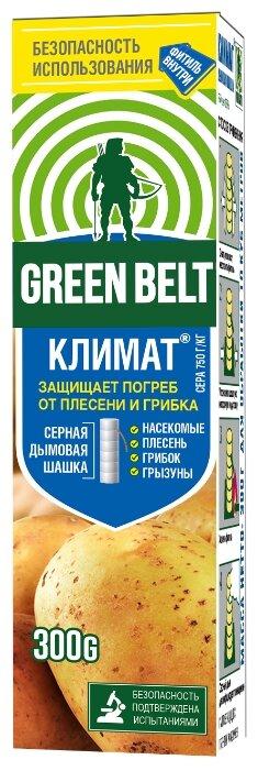 Green Belt Серная дымовая шашка Климат, 300 г