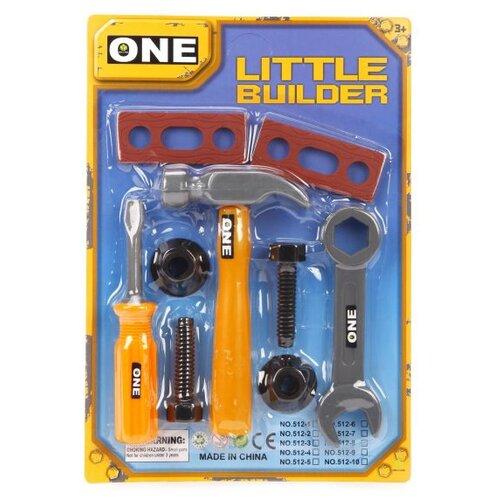 Купить Наша игрушка Набор инструментов (512-10), Детские наборы инструментов