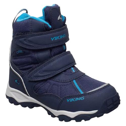 Ботинки VIKING Viking Beito GTX (3-90920) размер 34, синий