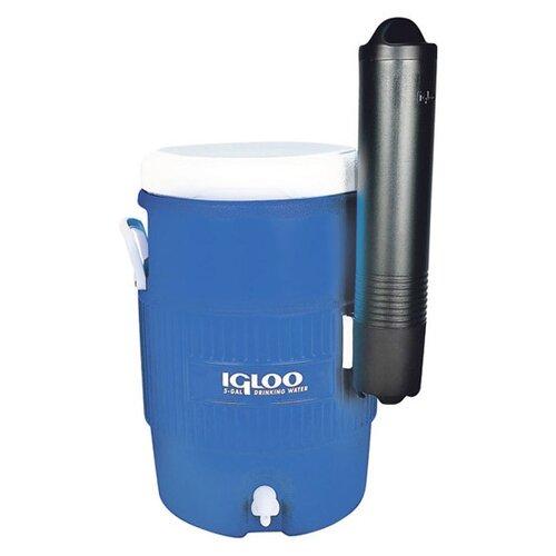Термоэлектрический автохолодильник Igloo 5 Gal St Cup Disp Blue