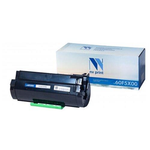 Фото - Картридж NV Print 60F5X00 для Lexmark, совместимый картридж nv print c950x2kg для lexmark совместимый