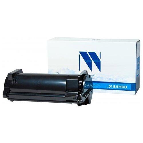 Фото - Картридж NV Print 51B5H00 для Lexmark, совместимый картридж nv print 51b5h00 для lexmark совместимый