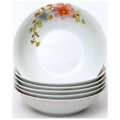 Набор салатников 1300мл фиона орли 6 предметов, 129-20049-6, OLAFF