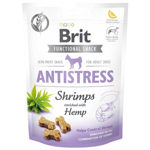 Лакомство для собак Brit Care Antistress Shrimps, 150 г maturation in penaeid shrimps