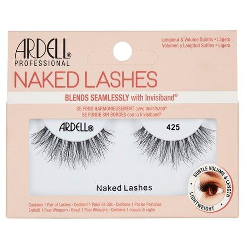 Ardell Накладные ресницы Naked Lashes 425 черный недорого