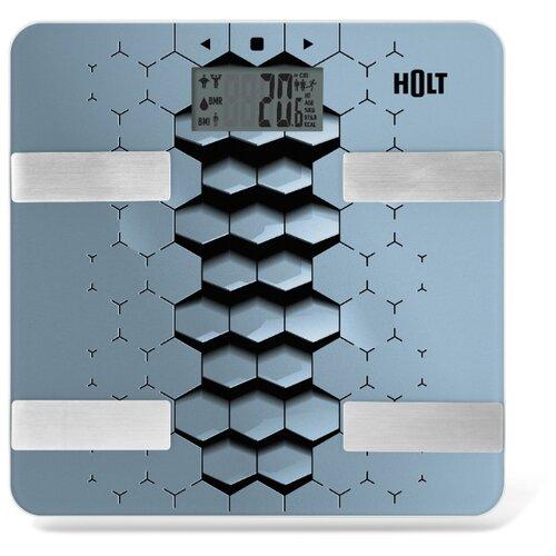 Весы напольные электронные / Платформенные весы / Бытовые напольные весы Holt HT-BS-010 техно