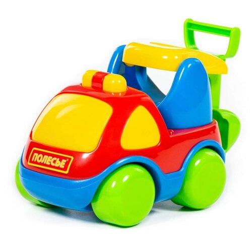 Купить Погрузчик Полесье Карат (61669) 14.2 см, Машинки и техника