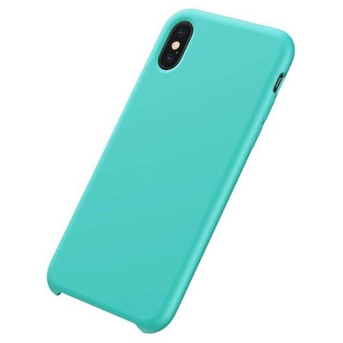 Фото - Чехол-накладка Baseus Case Original LSR для Apple iPhone X/Xs blue чехол накладка baseus thin case для apple iphone x black