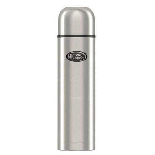 Классический термос Biostal NBP-1200Z, 1.2 л стальной