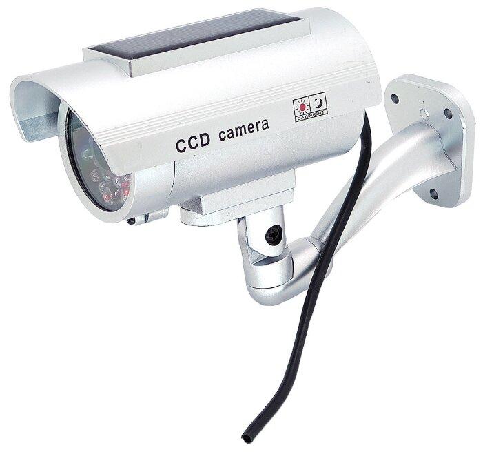 Купить Муляж видеокамеры Орбита OT-VNP20 Серебро по низкой цене с доставкой из Яндекс.Маркета