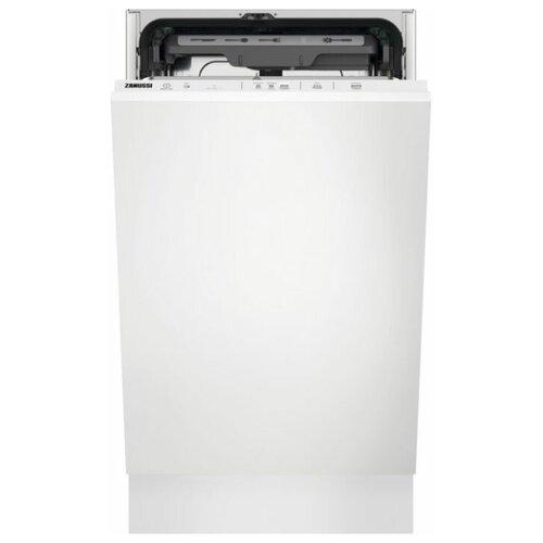 Полновстраиваемая посудомоечная машина Zanussi ZSLN2321 белый