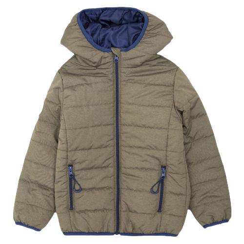 Фото - Куртка Acoola размер 128, хаки пуховик superdry хаки 54 размер