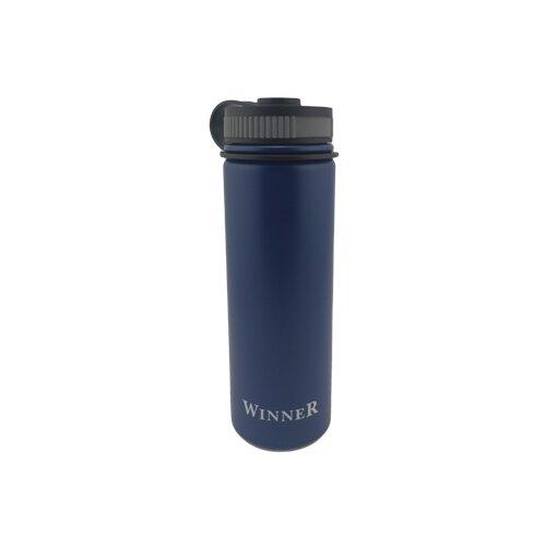 Термобутылка Winner WR-8340/8341/8342, 0.5 л синий