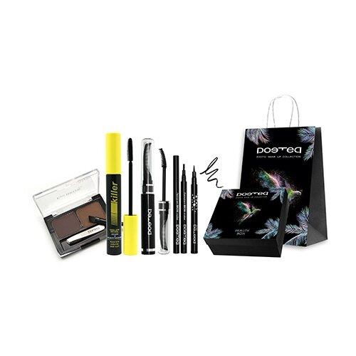 Poetea Набор для макияжа Beauty box №9568