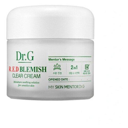 Крем для лица DR.G Red-Blemish Clear Cream