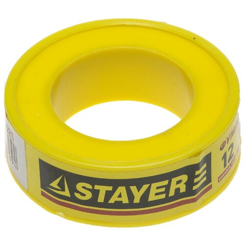 Фото - Лента STAYER 12360-12-025 10 м 10 м кисть stayer universal standard 0101 025