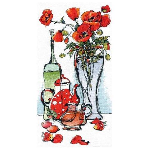 Купить Овен Набор для вышивания Стеклянная фантазия-3 21 х 40 см (997), Наборы для вышивания