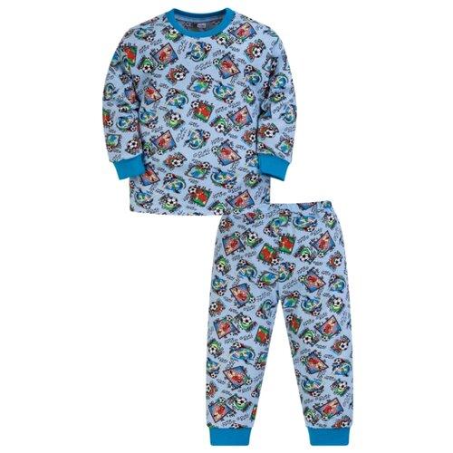 Пижама Утенок размер 86, синий