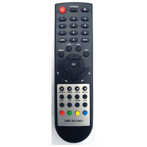 Пульт для DVB-T2 приставокTop Box AM-03, Bigstar BS-HDTR870B, EVO-T2 101 HD, MDI DBR-501, MDI DBR-901 MDI, DBR-1001, Selenga T80, T860, T90,DIVISAT HOBBIT FLASH