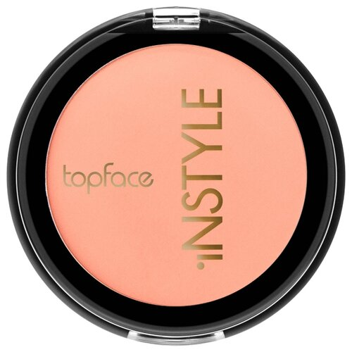 Фото - Topface Румяна Instyle Blush On 004 topface помада для губ instyle