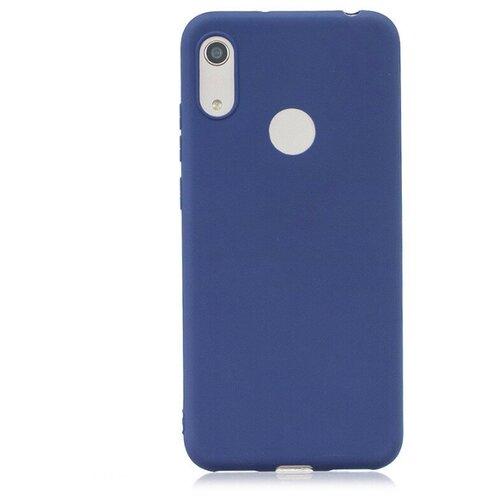Фото - Чехол ТПУ Onext для телефона Huawei Y6 (2019) синий телефон onext care phone 5 синий