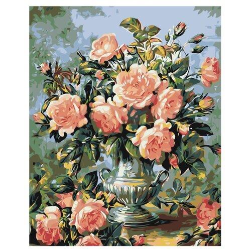 Купить Картина по номерам, 100 x 125, Z-AB22, Живопись по номерам , набор для раскрашивания, раскраска, Картины по номерам и контурам