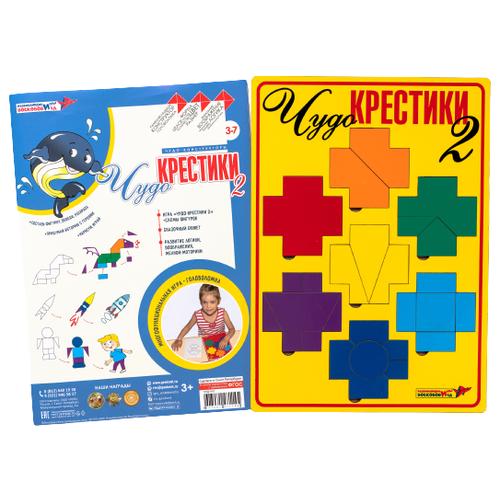 Развивающая игра Развивающие игры Воскобовича Чудо-Крестики 2