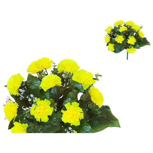 Искусственные цветы Гвоздика