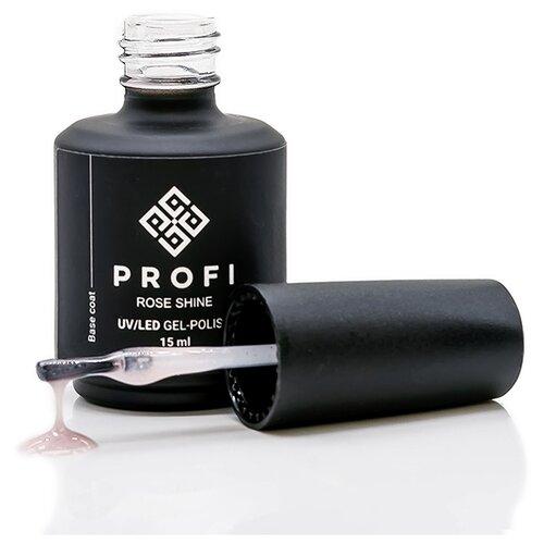 Купить PROFI базовое покрытие Камуфлирующая база 15 мл Rose shine