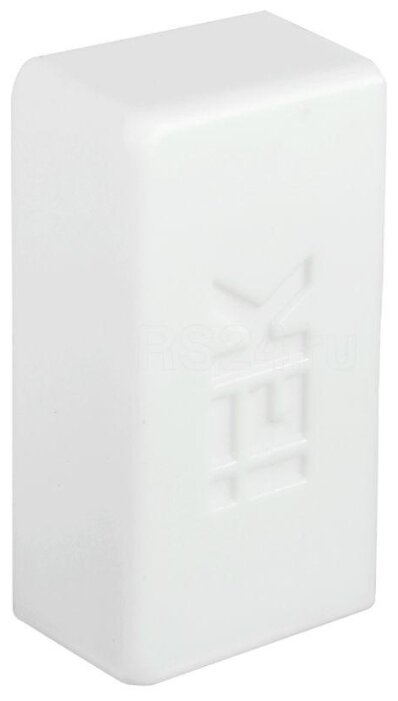 Заглушка для настенного кабель-канала IEK CKMP10D-Z-025-016-K01
