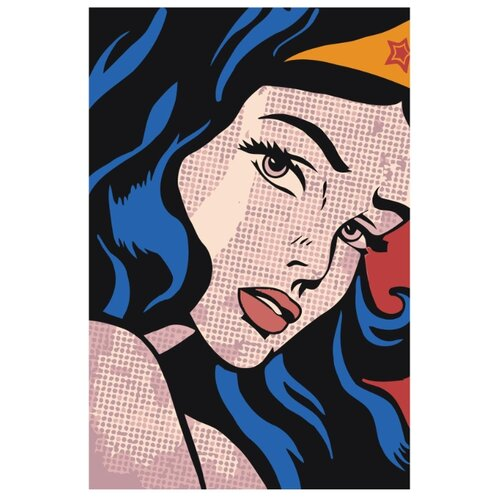 Купить Картина по номерам, 100 x 150, Z-AB452, Живопись по номерам , набор для раскрашивания, раскраска, Картины по номерам и контурам