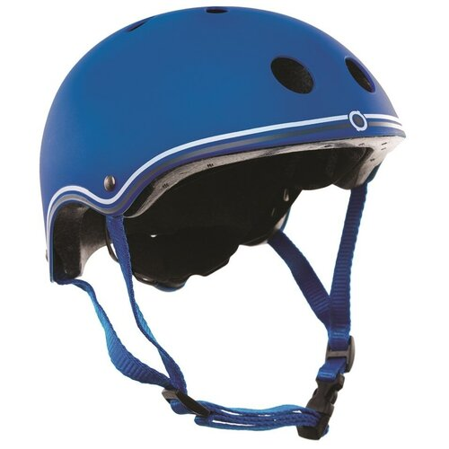Фото - Шлем защитный GLOBBER Junior, р. XS, синий globber шлем globber evo lights