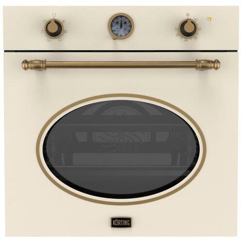 Встраиваемый электрический духовой шкаф Korting OKB 461 CRB