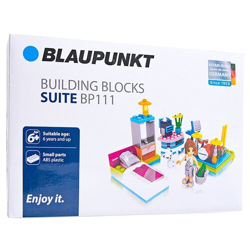 Конструктор Blaupunkt Building Block BP111 Suite