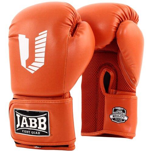 Перчатки бокс.(иск.кожа) Jabb JE-4056/Eu Air 56 оранжевый 10ун.