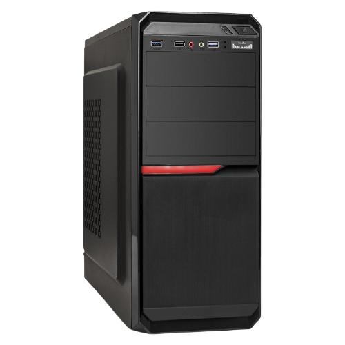 Компьютерный корпус ExeGate AX-251U2 400W