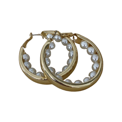 Mersada Серьги-кольца Кольцо страсти 300984
