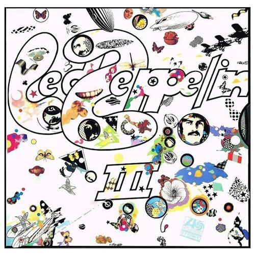 Фото - Led Zeppelin – Led Zeppelin III. Deluxe Edition (2 LP) cd led zeppelin ii deluxe edition