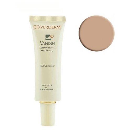 Coverderm Тональный крем Vanish Anti-Rougeur Make-up, 30 мл, оттенок: 4