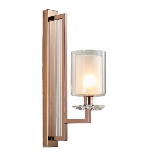 Настенный светильник Newport 4401 L/A BLACK NICKEL, 60 Вт настенный светильник newport 3361 a nickel 60 вт