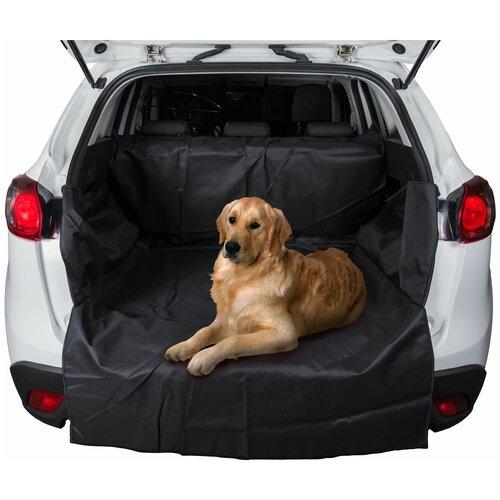 Фото - Автогамак для собак AvtoTink 73005 120х40х215 см черный органайзер avtotink 74007 черный